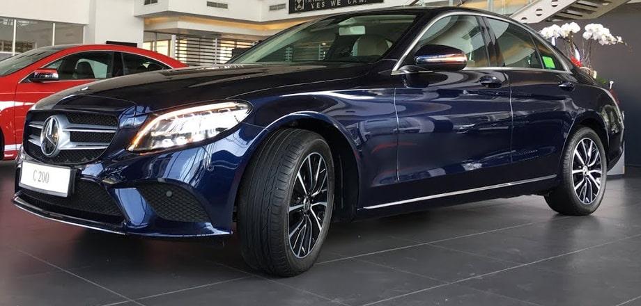 Đánh giá xe Mercedes C200 2020 Đẳng cấp với giá hơn 1 tỷ đồng (20)