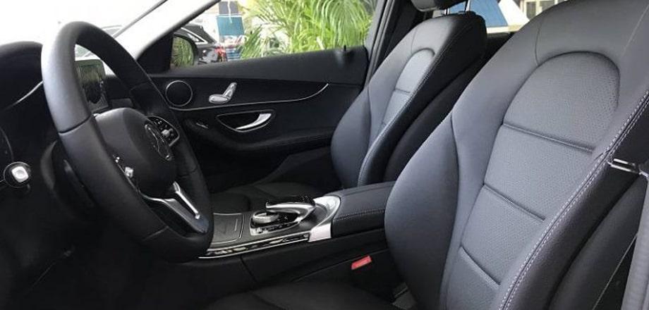 Đánh giá xe Mercedes C200 2020 Đẳng cấp với giá hơn 1 tỷ đồng (13)