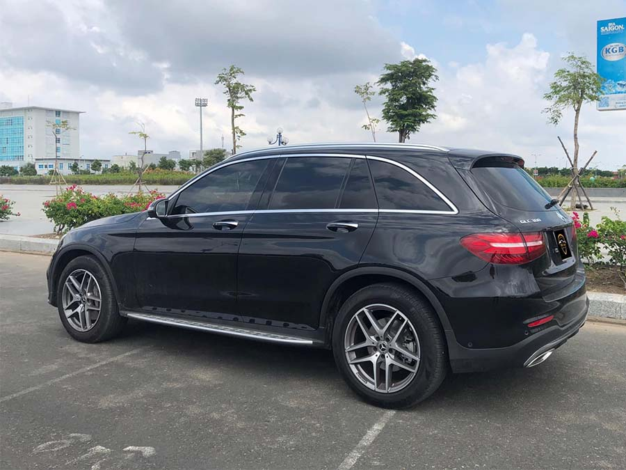 Mercedes-Benz GLC 300 4MATIC 2019 lướt
