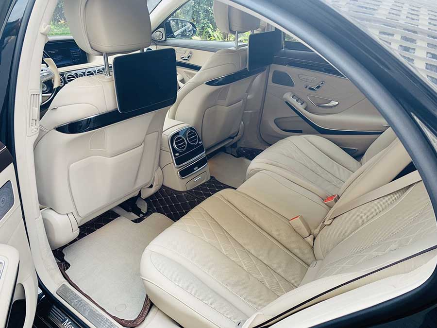 Mercedes-Benz S450 Luxury 2018 Lướt