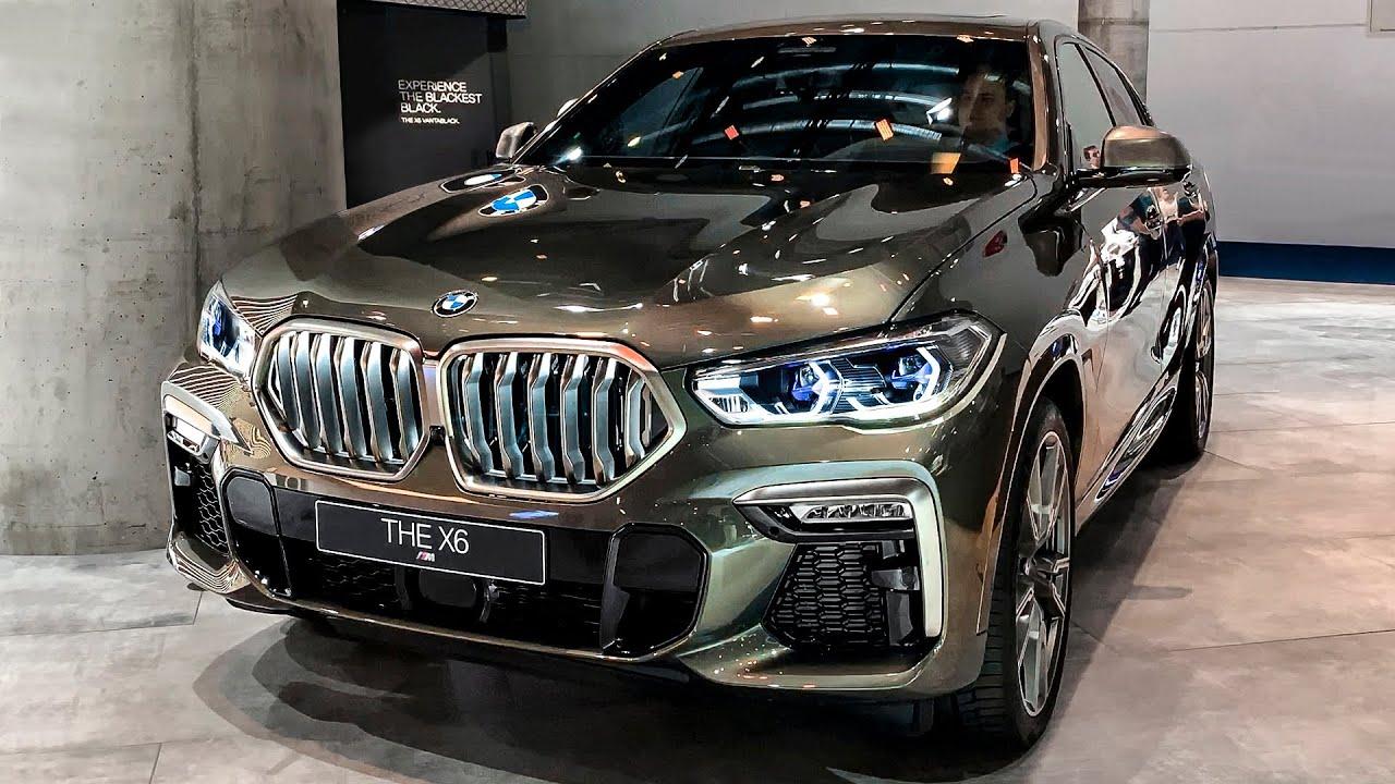 Đánh giá xe BMW X6 2020 xDrive35i - MBA Auto Việt Nam ...