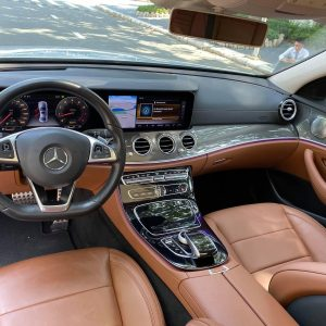 Mercedes E300 AMG 2017