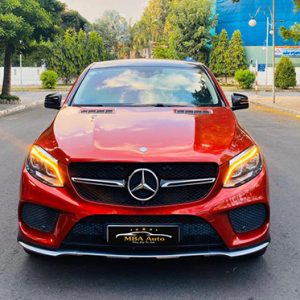 Mercedes GLE 450 AMG 4MATIC Coupe 2016