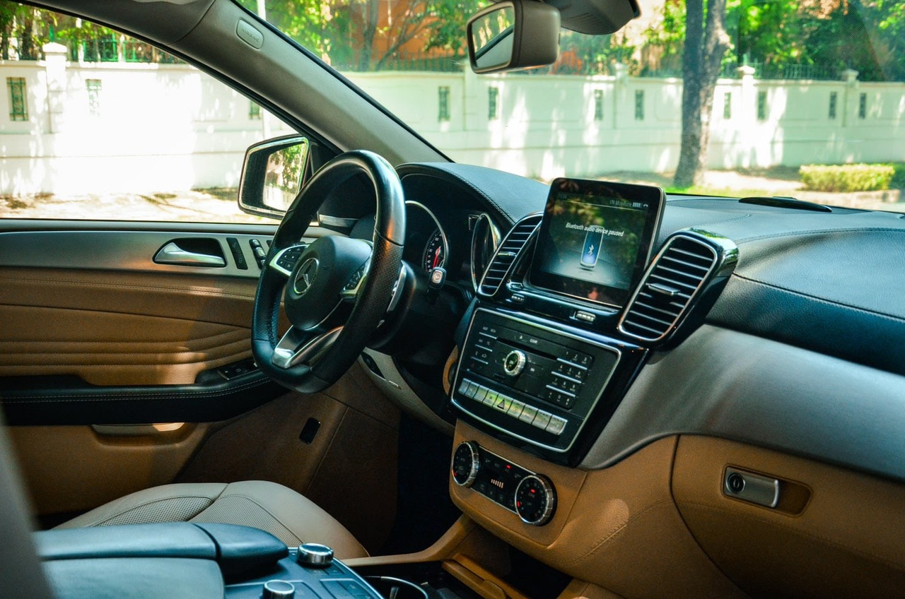 Mercedes GLE 450 4MATIC Coupe 2016