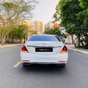 Mercedes S450 L 2018