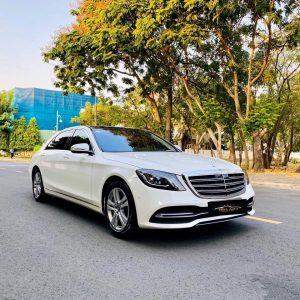 Mercedes S450 L 2018 tại MBA Auto Việt Nam
