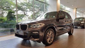 Đánh giá BMW X3 xDrive 30i M Sport model 2020 mới nhất từ BMW Việt Nam