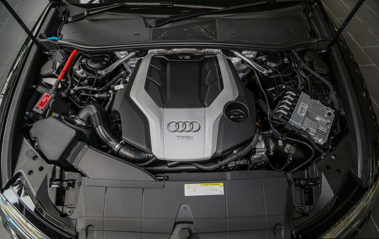Đánh giá Xe Audi A6 2020 mới nhất từ Chính hãng (1)
