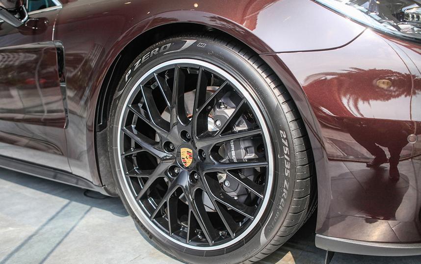 Đánh giá Xe Porsche Panamera 4 Sport Turismo 2020 nhập khẩu chính hãng