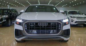 Đánh giá xe Audi Q8 2020