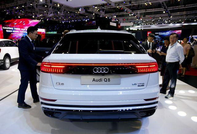 Đánh giá xe Audi Q8