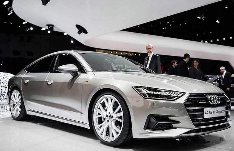 Đánh giá xe Audi A7 2020 nhập khẩu chính hãng
