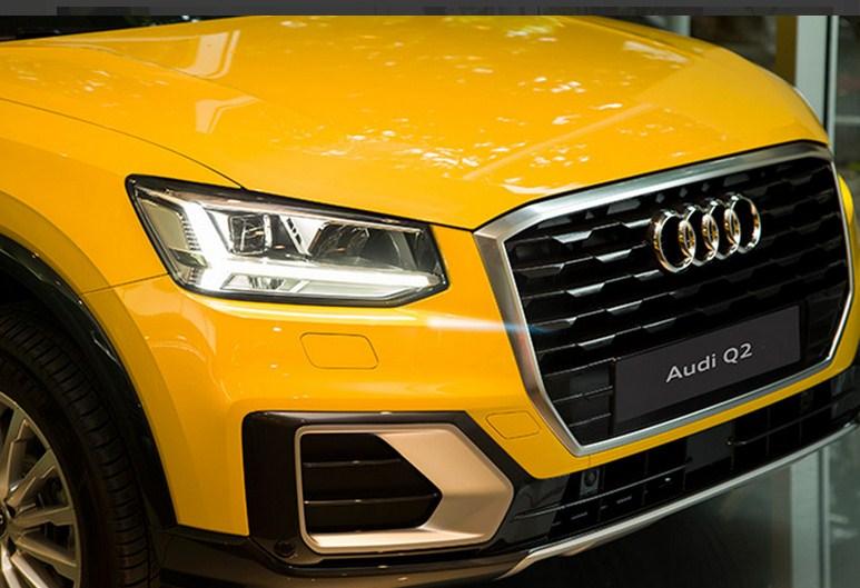 Đánh giá xe Audi Q2 2020 nhập khẩu chính hãng