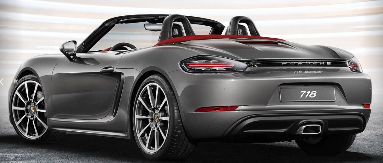Đánh giá xe Porsche 718 Boxster 2020 chính hãng nhập khẩu