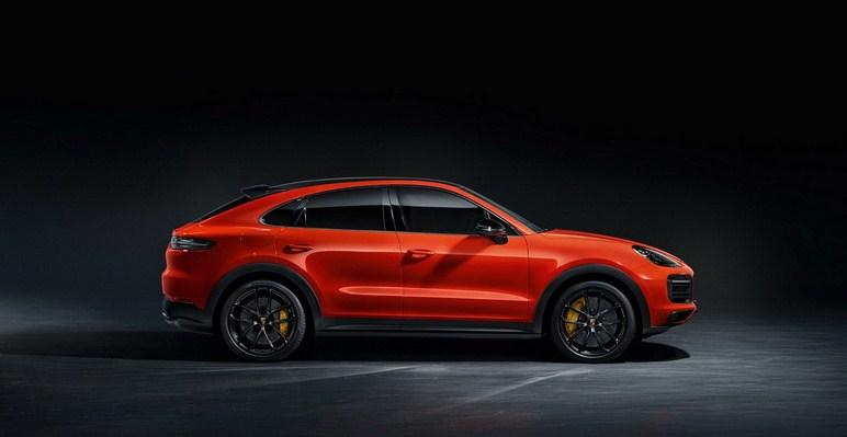Đánh giá xe Porsche Cayenne Coupé 2020 nhập khẩu chính hãng