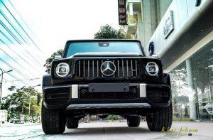 Đánh giá xe Mercedes-Benz G63 2020 nhập khẩu Mercedes Vietnam