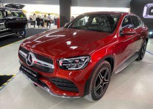 Đánh giá xe Mercedes-Benz GLC 300 Coupe 2020 nhập khẩu chính hãng (1)