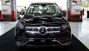 Đánh giá xe Mercedes GLS 450 4Matic 7 chỗ ngồi nhập khẩu Mercedes-Benz