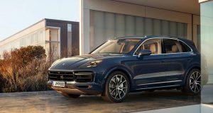 Đánh giá xe Porsche Cayenne Turbo mới
