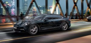 Đánh giá xe Porsche Panamera 4